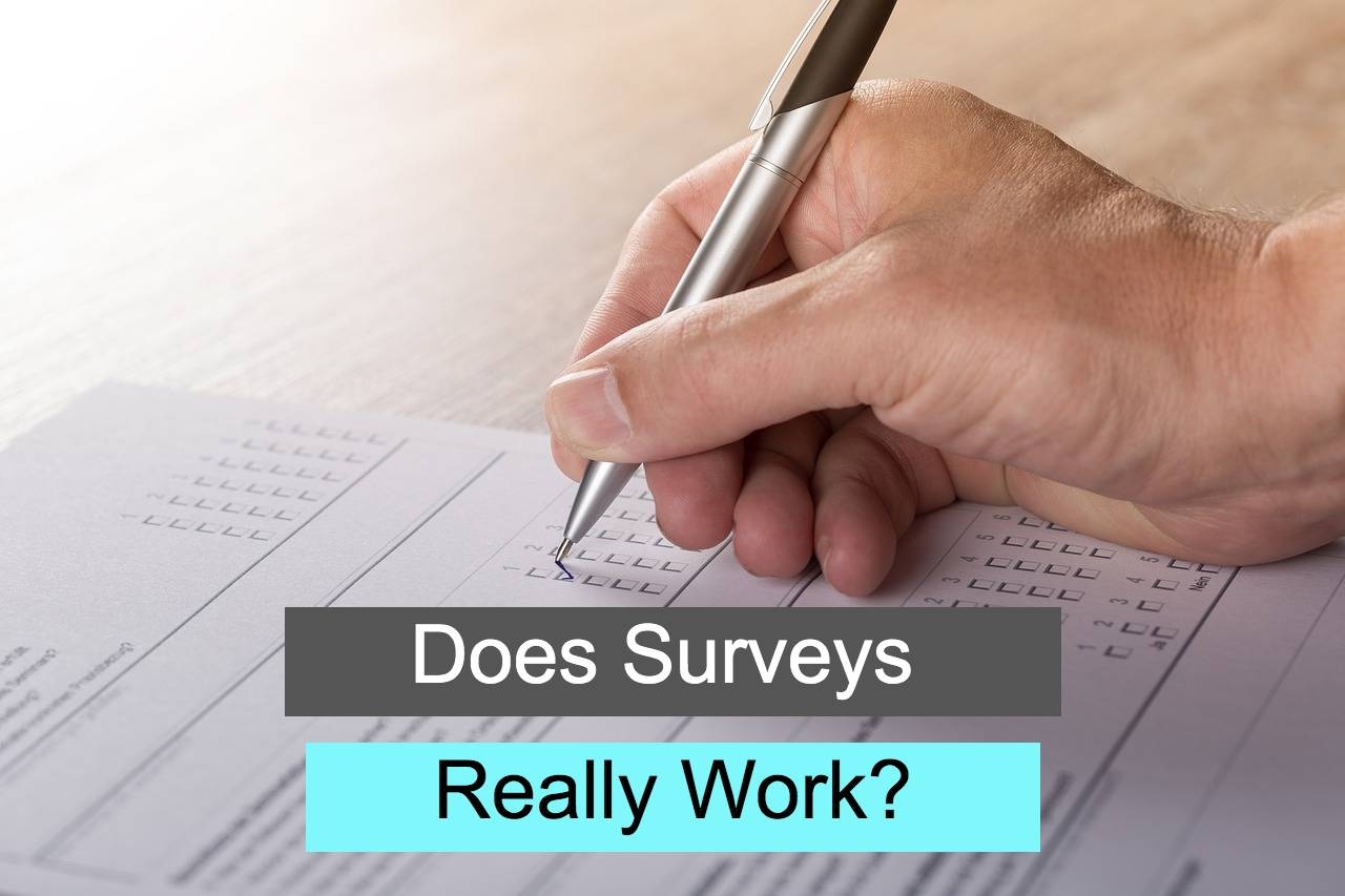 does surveys really work to make money online